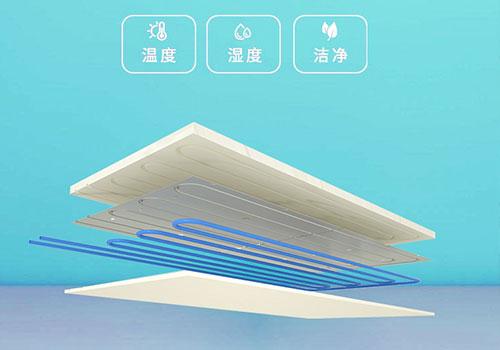 六恒系统石膏辐射板